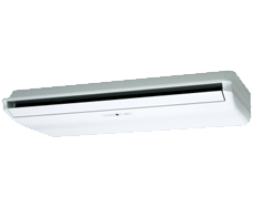 Under Ceiling Console HeatPump
